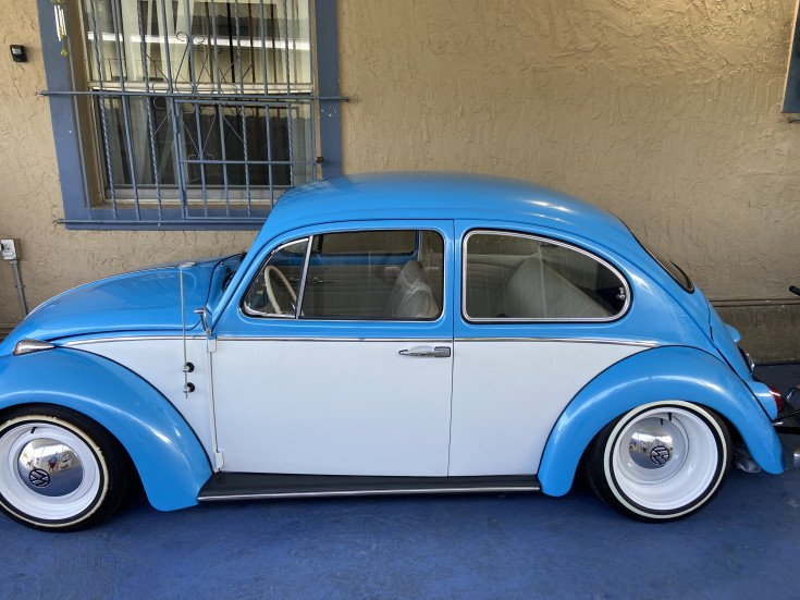 1965 Volkswagen Beetle Coupe for sale 101535774
