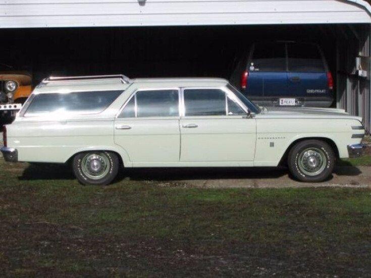 1966 AMC Ambassador for sale 100912421