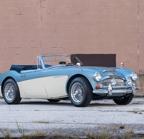 Austin Healey For Sale >> Austin Healey 3000mkiii Classics For Sale Classics On Autotrader
