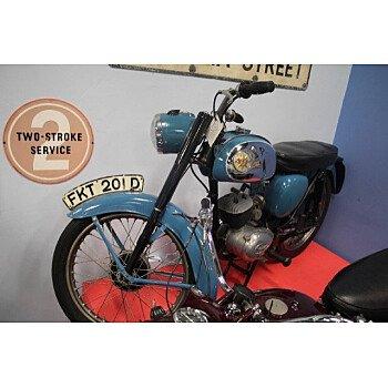 1966 BSA Bantam for sale 200723434