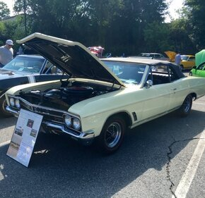 1966 Buick Skylark Convertible for sale 101284475