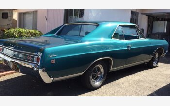 1966 Buick Skylark Gran Sport Coupe for sale 101495867