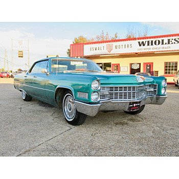 1966 Cadillac Calais for sale 101261748