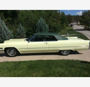 1966 Cadillac Classics For Sale Classics On Autotrader