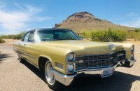 1966 Cadillac De Ville for sale 101329568