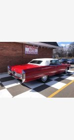 1966 Cadillac De Ville Convertible for sale 101339146
