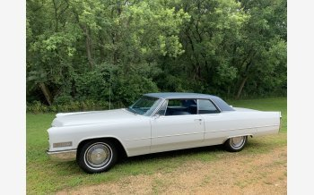 1966 Cadillac De Ville Coupe for sale 101356446