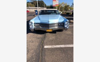 1966 Cadillac De Ville Convertible for sale 101393366