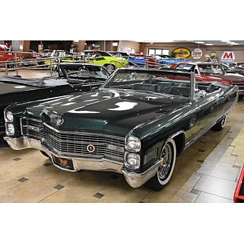 1966 Cadillac Eldorado for sale 101026505