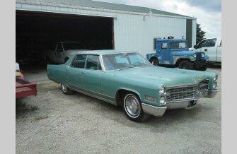 1966 Cadillac Fleetwood 60 Special Sedan for sale 100952132
