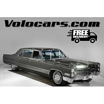 1966 Cadillac Fleetwood for sale 101289244
