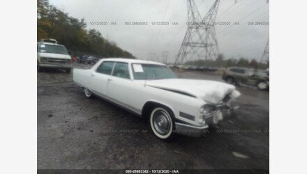 1966 Cadillac Fleetwood for sale 101409230