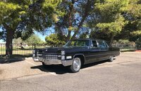 1966 Cadillac Fleetwood for sale 101232292