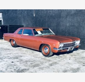 1966 Chevrolet Biscayne for sale 101294095
