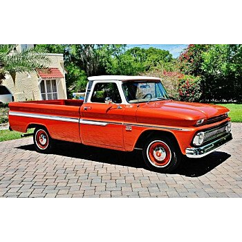 1966 Chevrolet C/K Truck for sale 100981673