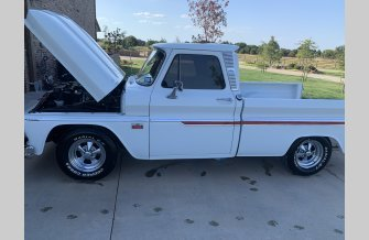 1966 Chevrolet C/K Truck Custom Deluxe for sale 101188615