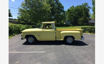 1966 Chevrolet C/K Truck Custom Deluxe for sale 101189065