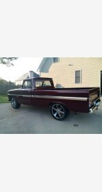 1966 Chevrolet C/K Truck 2WD Regular Cab 1500 for sale 101294108