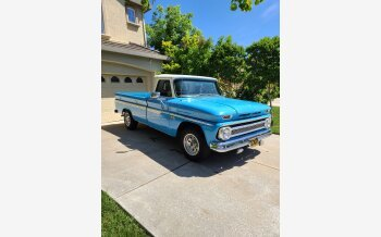 1966 Chevrolet C/K Truck Custom Deluxe for sale 101319122