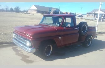 1966 Chevrolet C/K Truck 2WD Regular Cab 1500 for sale 101426524