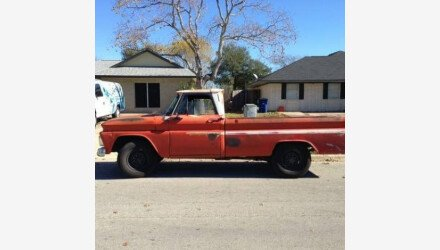 1966 Chevrolet C/K Truck for sale 100828091
