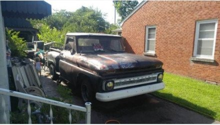 1966 Chevrolet C/K Truck for sale 100846263