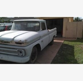 1966 Chevrolet C/K Truck for sale 101000352