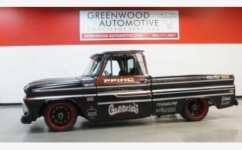 1966 Chevrolet C/K Truck for sale 101232900