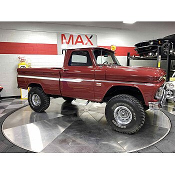 1966 Chevrolet C/K Truck for sale 101281739