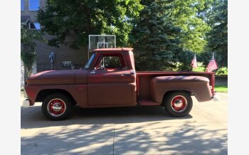 1966 Chevrolet C/K Truck for sale 101330692