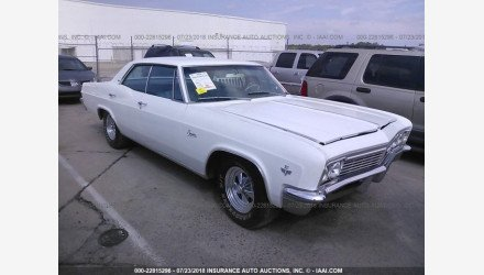 1966 Chevrolet Caprice for sale 101015311