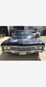 1966 Chevrolet Caprice Classic Coupe for sale 101060675