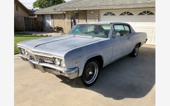 1966 Chevrolet Caprice Classic Coupe for sale 101124983