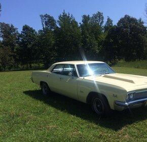 1966 Chevrolet Caprice Classic Sedan for sale 101285831