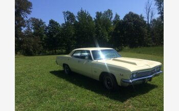 1966 Chevrolet Caprice Classic Sedan for sale 101285831