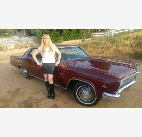 1966 Chevrolet Caprice Classic Sedan for sale 101336801