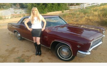 1966 Chevrolet Caprice Classic Sedan for sale 101336801