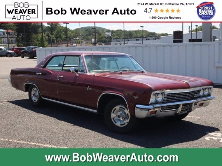 1966 Chevrolet Caprice for sale 101593030