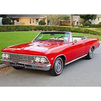 1966 Chevrolet Chevelle for sale 101111736
