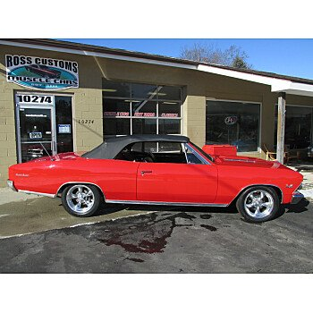 1966 Chevrolet Chevelle for sale 101092852