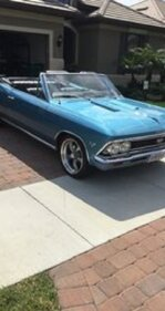 1966 Chevrolet Chevelle for sale 100927509
