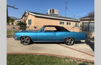 1966 Chevrolet Chevelle for sale 101467712