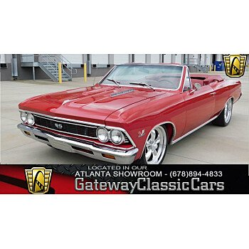 1966 Chevrolet Chevelle for sale 100981924