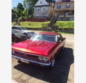 1966 Chevrolet Chevelle SS for sale 101019549