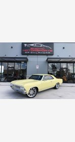 1966 Chevrolet Chevelle for sale 101040636