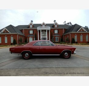 1966 Chevrolet Chevelle for sale 101068196