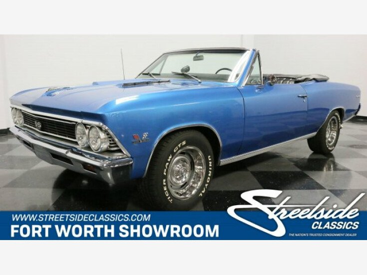 1966 Chevrolet Chevelle for sale near Fort Worth, Texas