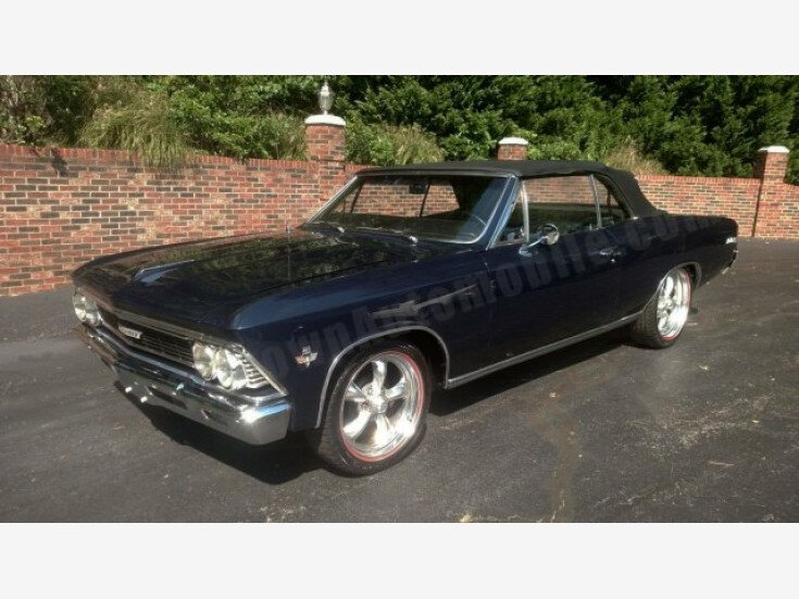 1966 Chevrolet Chevelle For Sale Near Huntingtown Maryland 20639 Classics On Autotrader