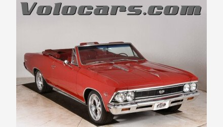 1966 Chevrolet Chevelle Classics for Sale - Classics on