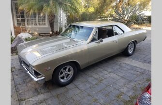 1966 Chevrolet Chevelle SS for sale 101224098